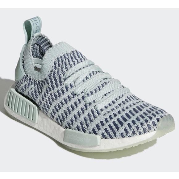 quality design c93ea 821ea NWT Adidas NMD R1 Primeknit Sneakers